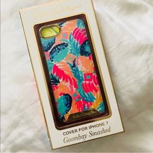Lilly Pulitzer Gombay Smash iPhone 7/7s case